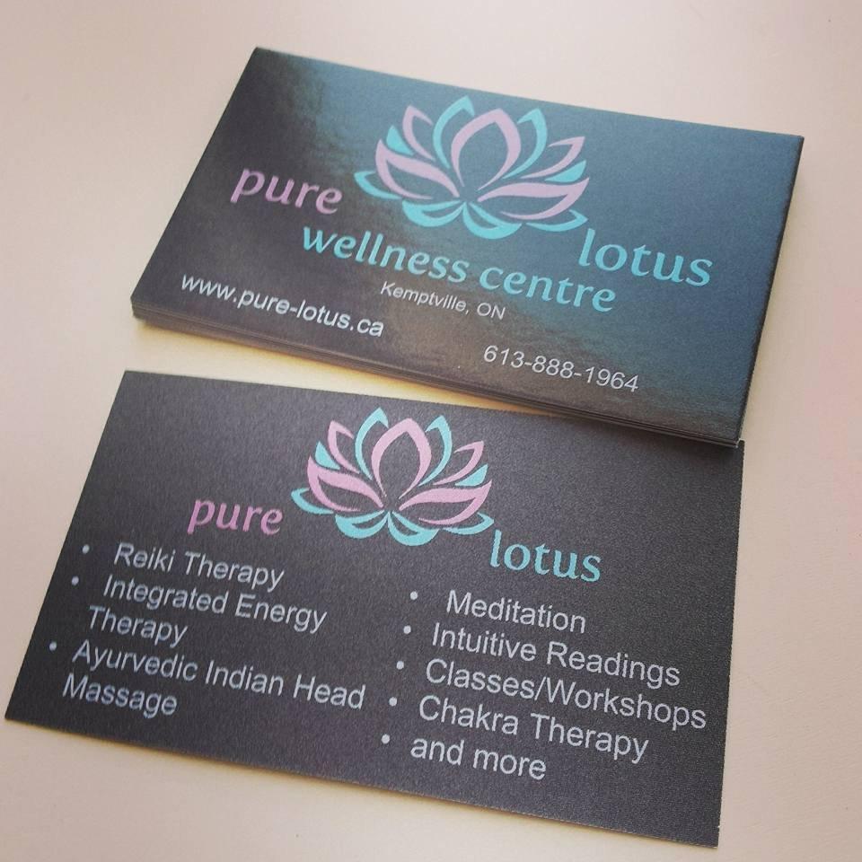 Pure Lotus Wellness Centre - Reiki - 12 Drive Gordon Cresent ...