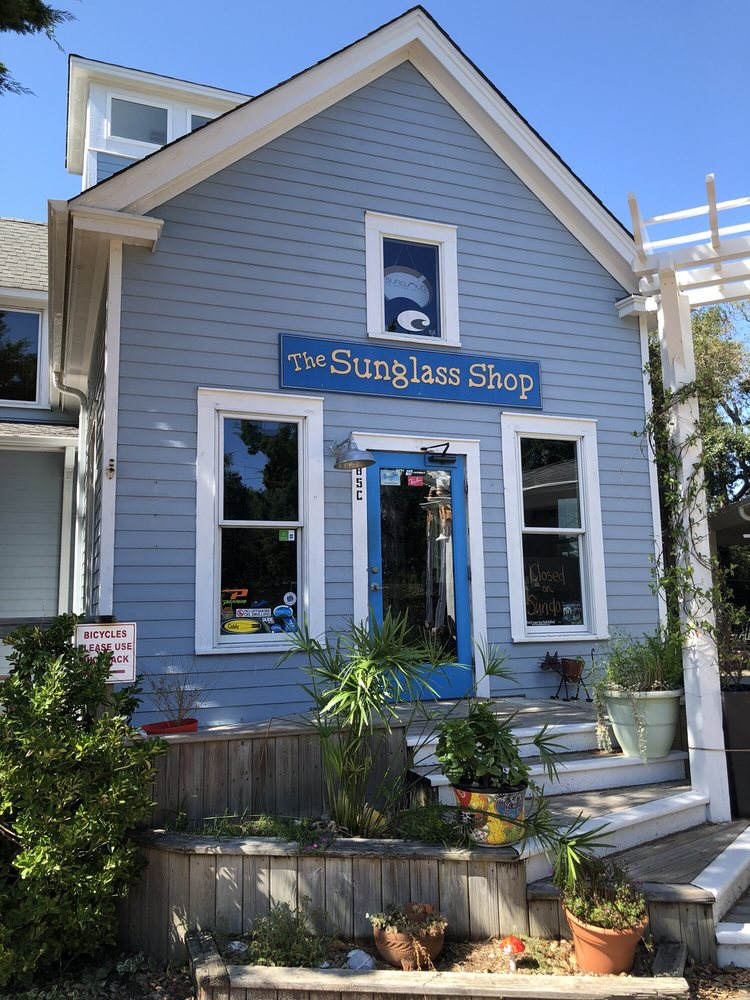 The Sunglass Shop On Ocracoke