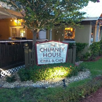 The Chimney House Grill Cafe Fort Lauderdale Fl