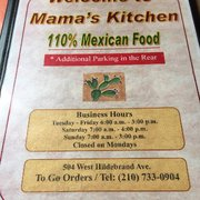 Mama\'s Kitchen - 23 Photos & 15 Reviews - Mexican - 504 W ...