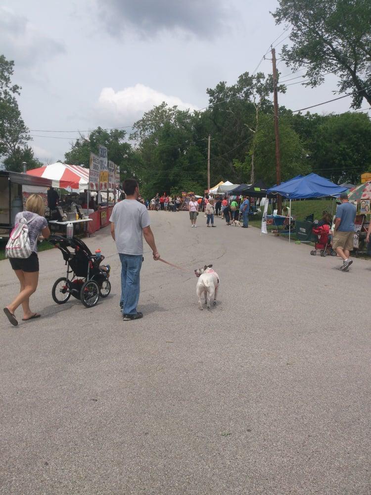 Strawberry Festival: Kimmiswick, MO