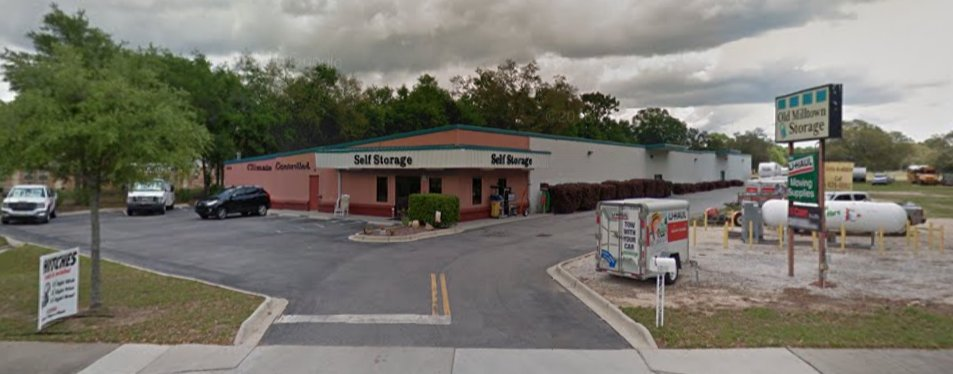 U-Haul Neighborhood Dealer: 6250 Stewart St, Milton, FL
