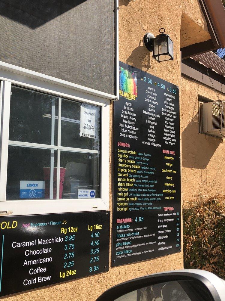 Nancy's Drink Station: 148 N 11th Ave, Hanford, CA