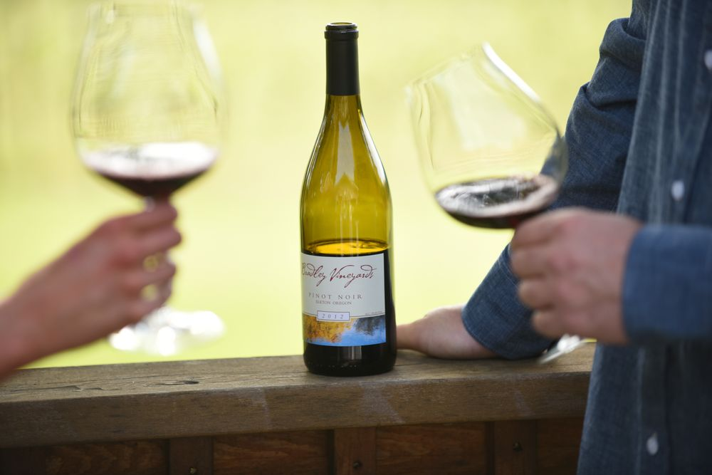 Bradley Vineyards: 1000 Azalea Dr, Elkton, OR