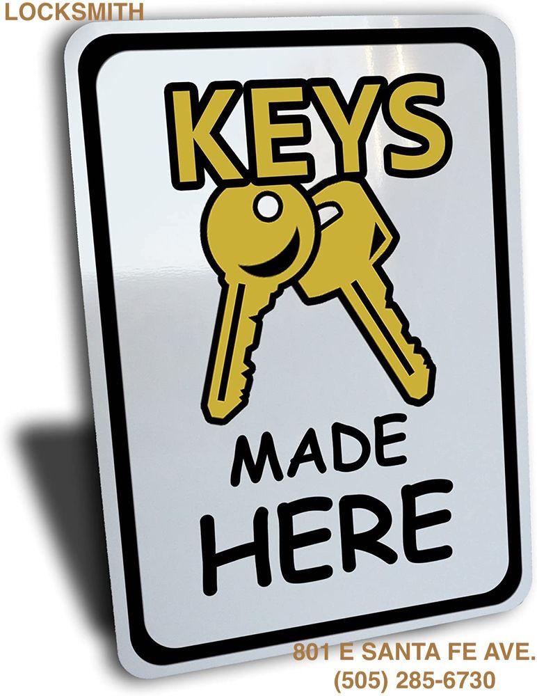 Will Unlock & Key: 801 E Santa Fe Ave, Grants, NM