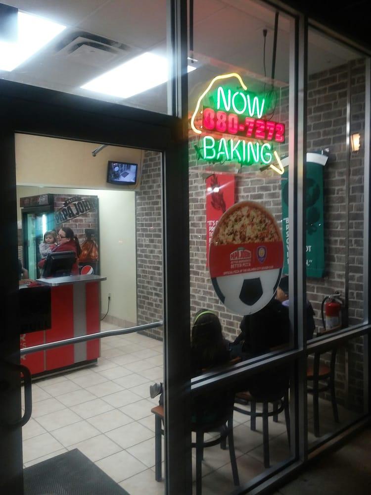 Papa Johns Pizza: 1716 S Orange Blossom Trl, Apopka, FL