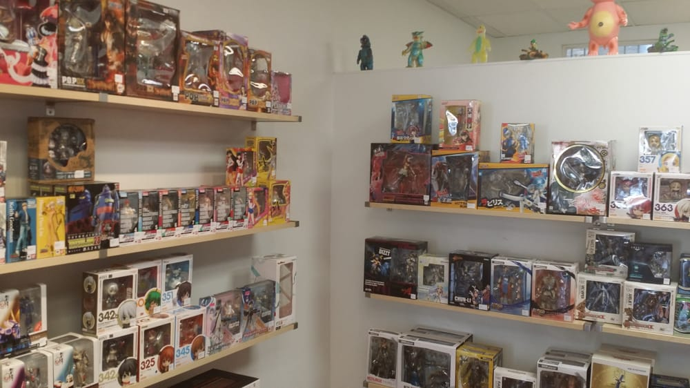 Nakama Toys 12 Photos 14 Reviews Toy Stores 2504 N California Ave Logan Square Chicago