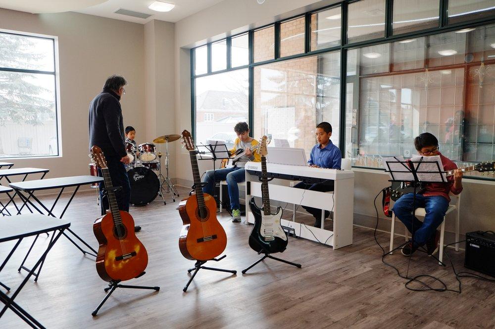 Wonder School of Music and Arts