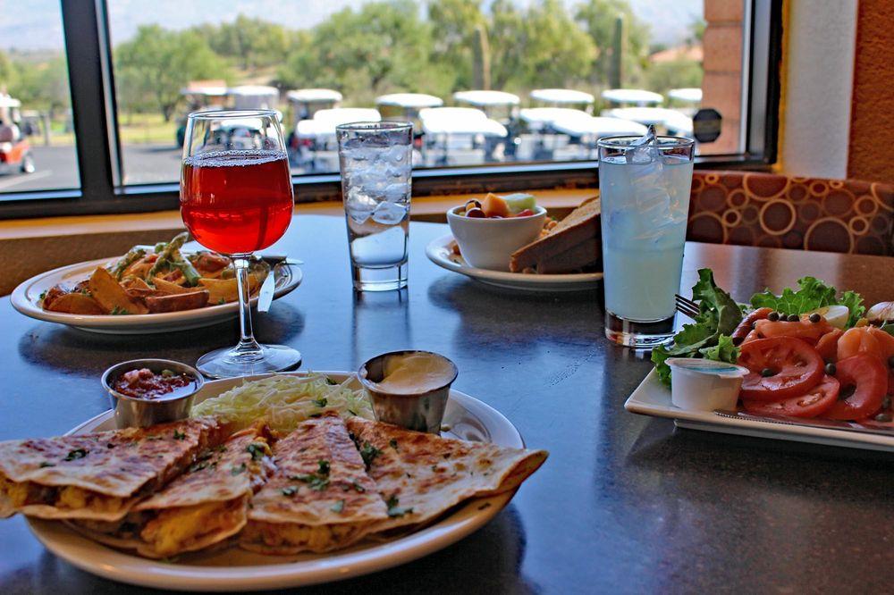 The Views Restaurant: 1555 E Rancho Vistoso Blvd, Oro Valley, AZ