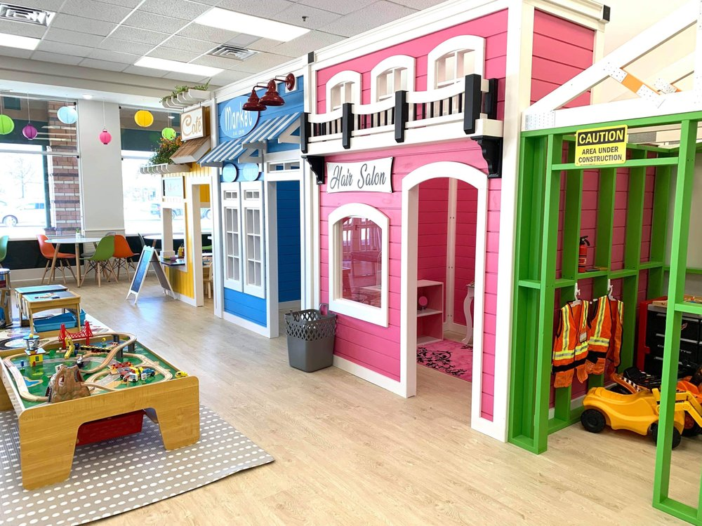 Whimsy Play Cafe: 282 McHenry Rd, Buffalo Grove, IL