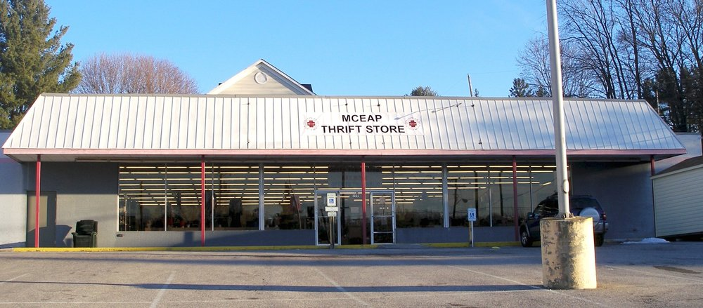 MCEAP Thrift Store and More: 308 W Main St, Christiansburg, VA