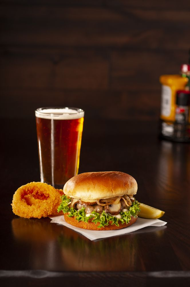 Burger Theory Grill+Bar: 6107 Justice Ave, Lubbock, TX