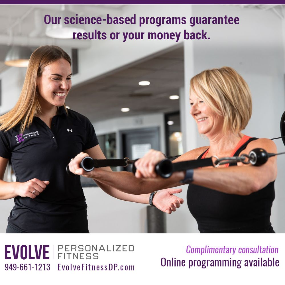 Evolve Personalized Fitness