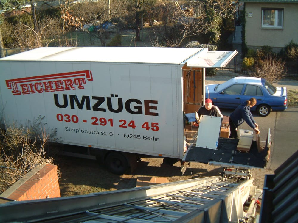 Teichert Umz Ge umzüge teichert 10 foton flyttfirmor alt friedrichsfelde 17 lichtenberg berlin tyskland