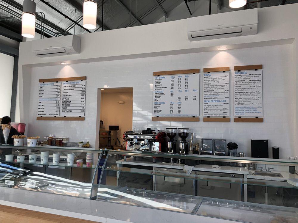 Cielito Coffee & Ice Cream: 205 Nino Marco Sq, Sonoma, CA
