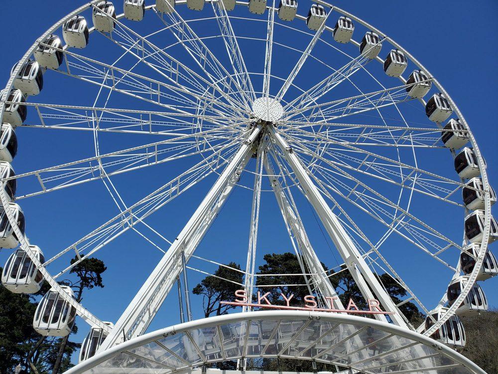 SkyStar Wheel
