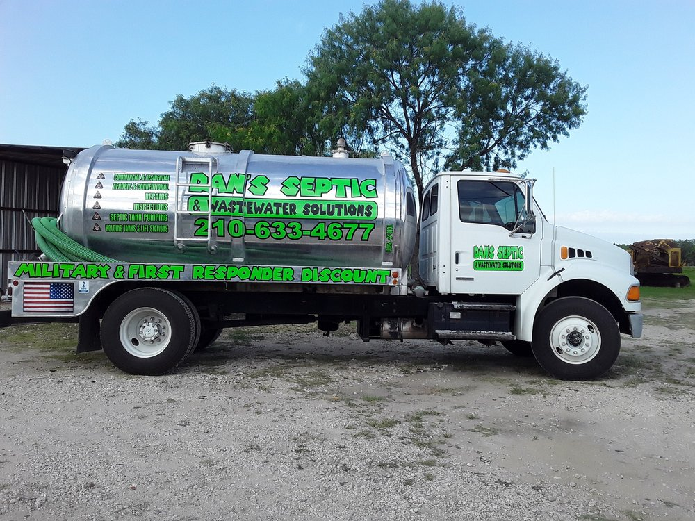 Dan's Septic and Wastewater Solutions: Elmendorf, TX