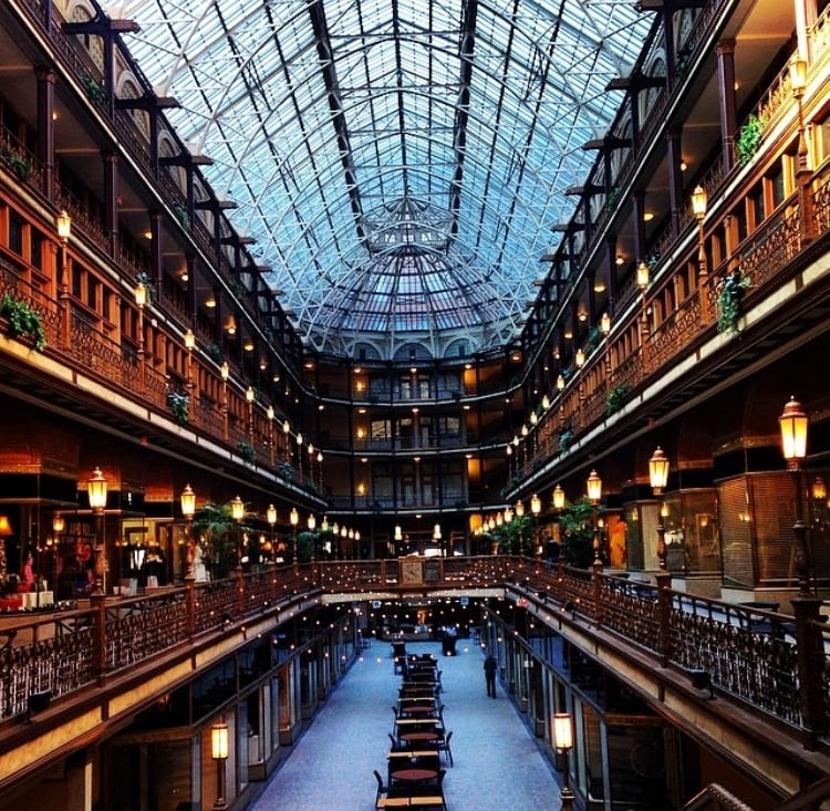 Cleveland (OH) United States  city pictures gallery : ... Day Spas Gateway District Cleveland, OH, United States Yelp
