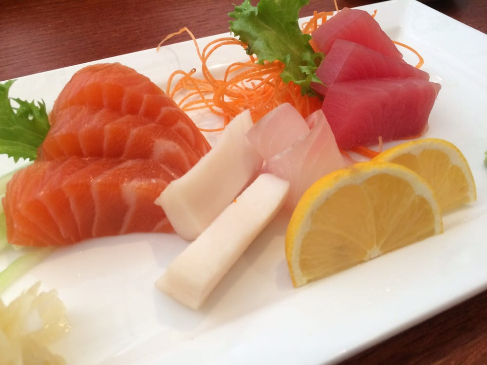 Sashimi lunch special 9 yelp for Ashiya japanese cuisine