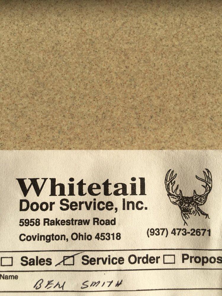 Whitetail Door Service: 5958 N Rakestraw Rd, Covington, OH