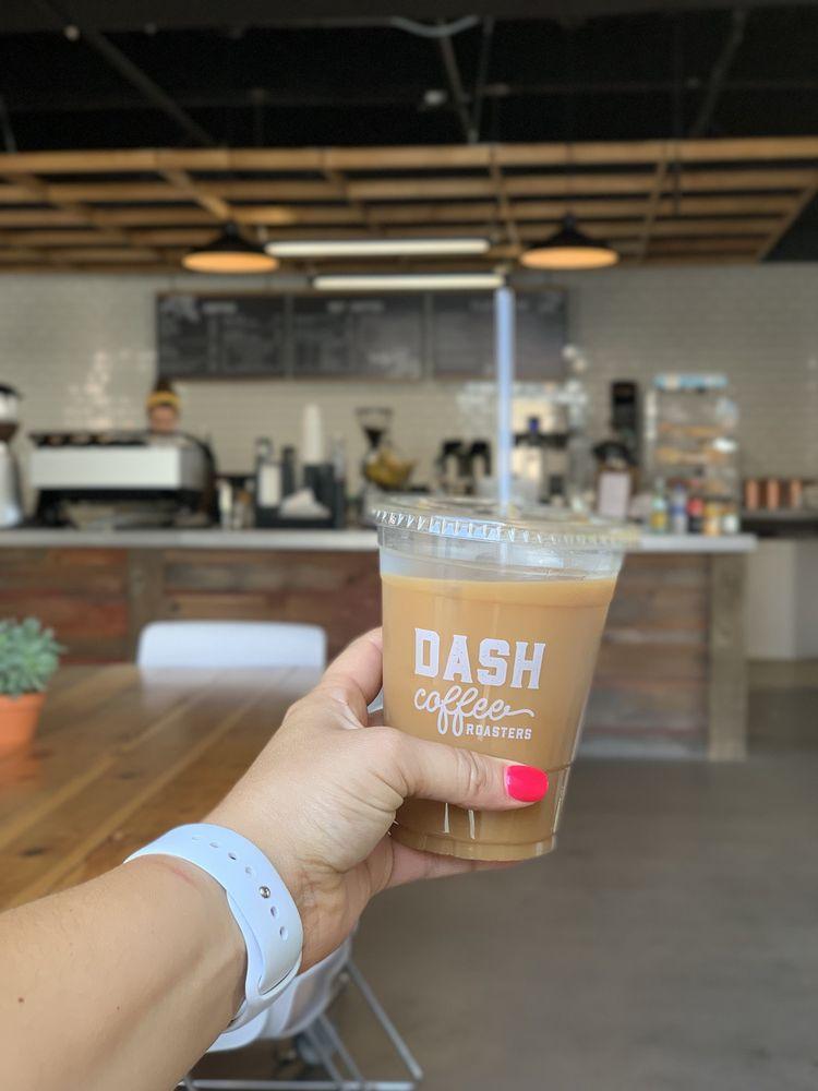 Dash Coffee Roasters - Downtown: 509 3rd St SE, Cedar Rapids, IA