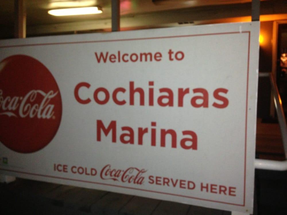 Cochiara Shipyard & Marina: 4964 Jackie Ln, Lafitte, LA