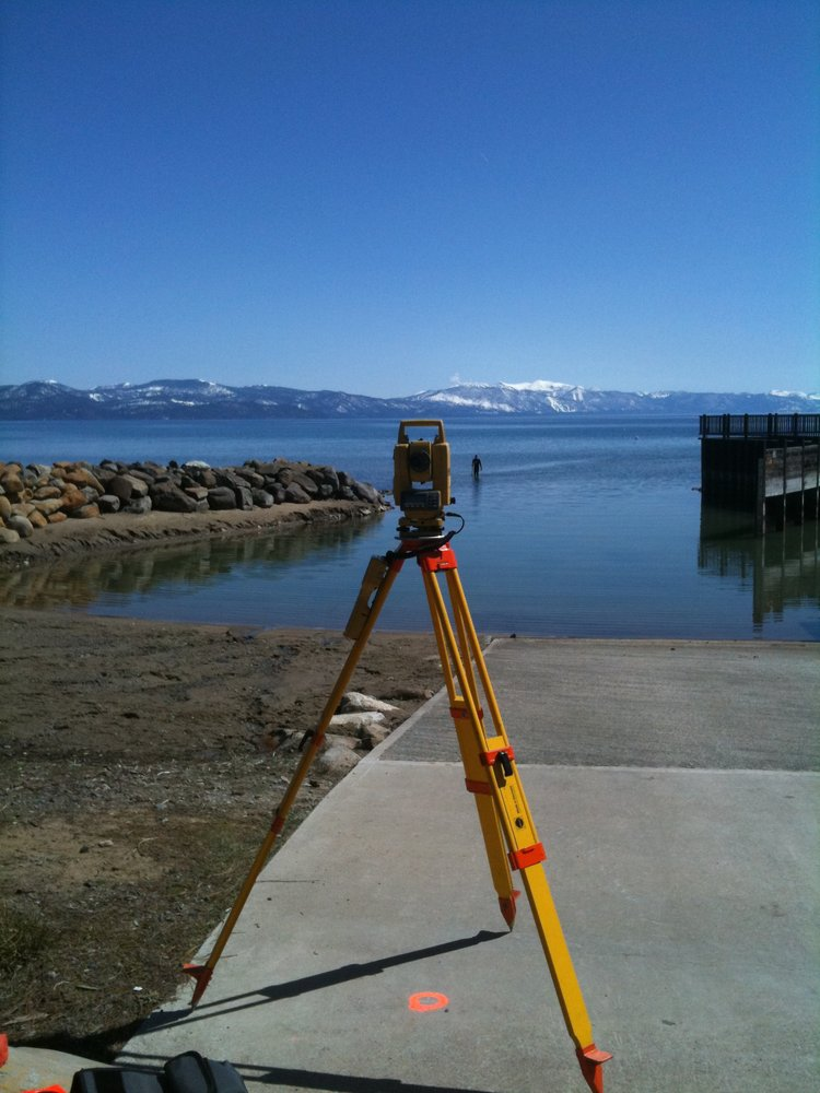 Webb Land Surveying: 3190 Fabian Way, Tahoe City, CA