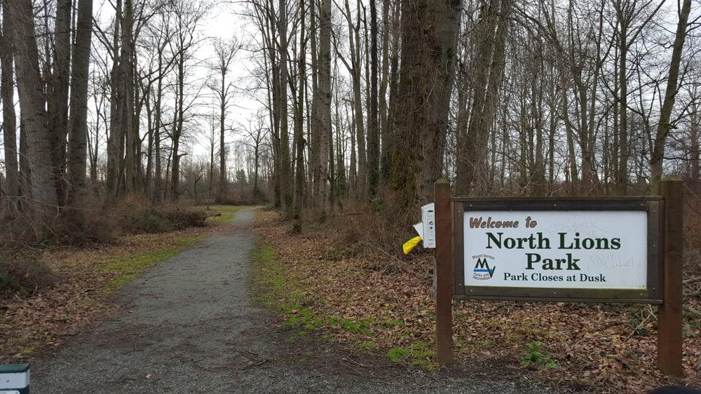 North Lions Park: 501 Freeway Dr, Mount Vernon, WA
