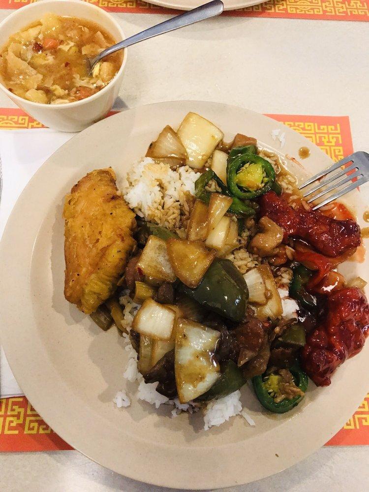 Shang Hai Restaurant: 3815 E Harry St, Wichita, KS