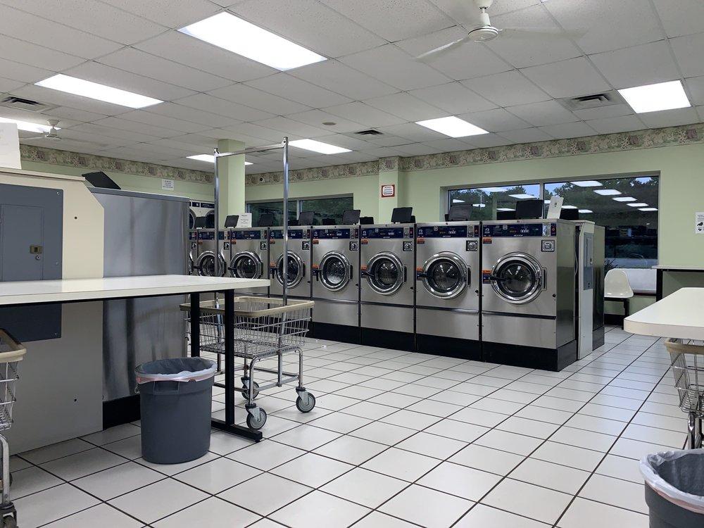 Wash-It Laundromat: 309 Pennsylvania Ave, Elmira, NY