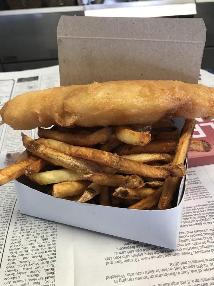 Schooner Fish & Chips