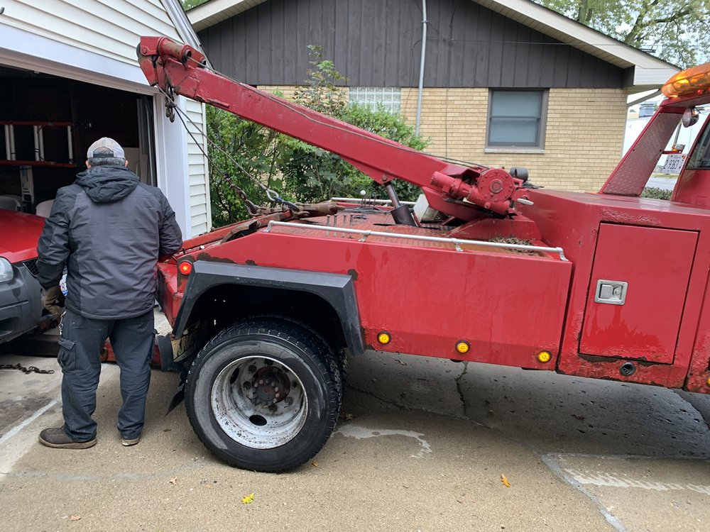 Towing business in Belvidere, IL