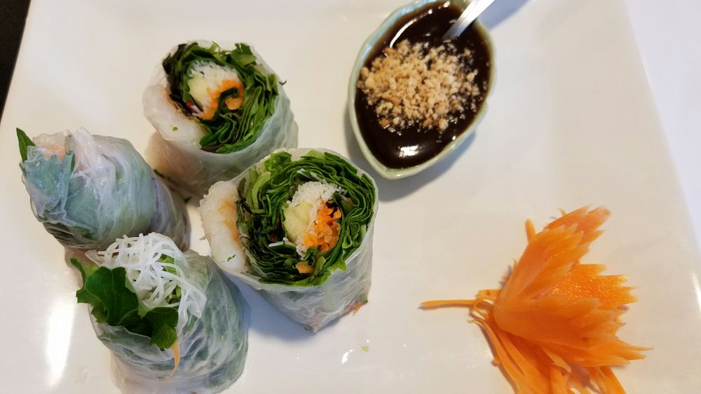 Food from Andaman Thai Cuisine