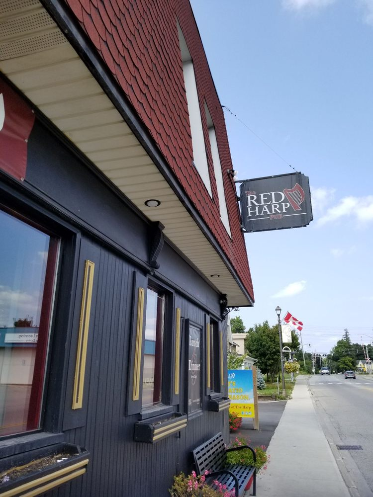 The Red Harp Pub