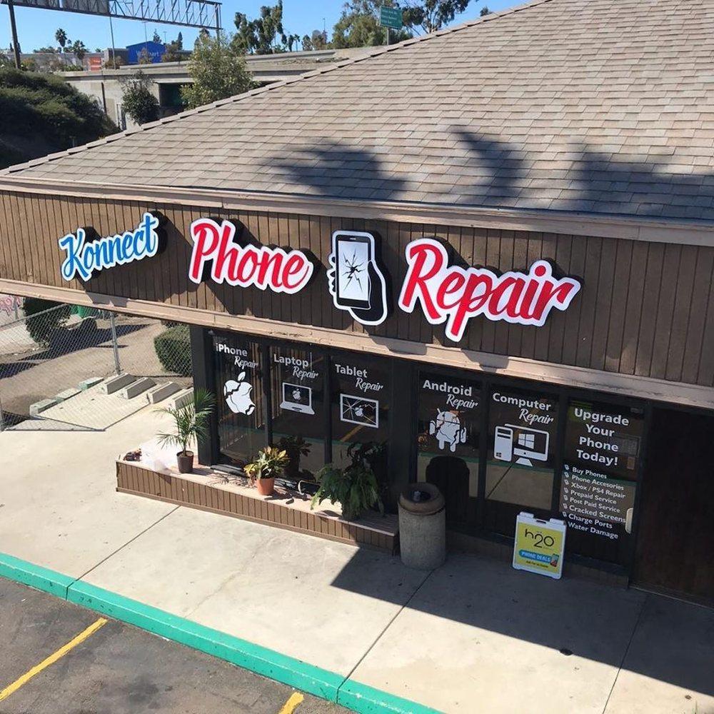 Konnect Phone Repair: 6902 Federal Blvd, Lemon Grove, CA
