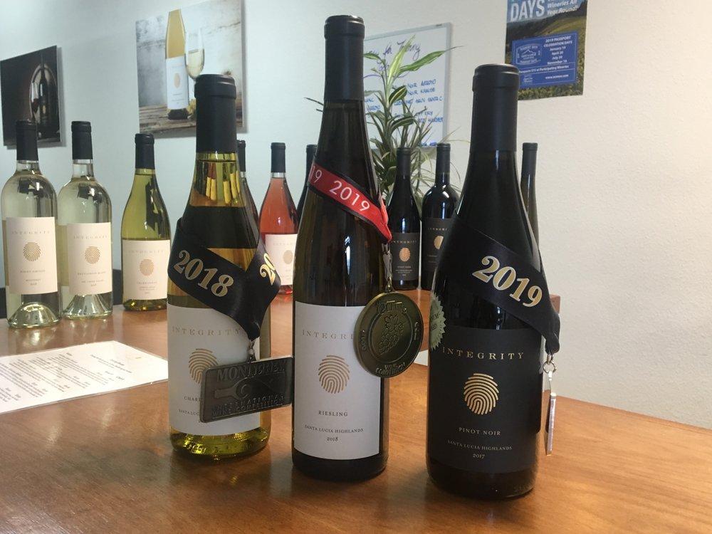 Integrity Wines: 135 Aviation Way, Watsonville, CA