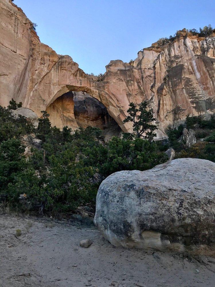 El Malpais National Monument: 1900 E Sante Fe Ave, Grants, NM