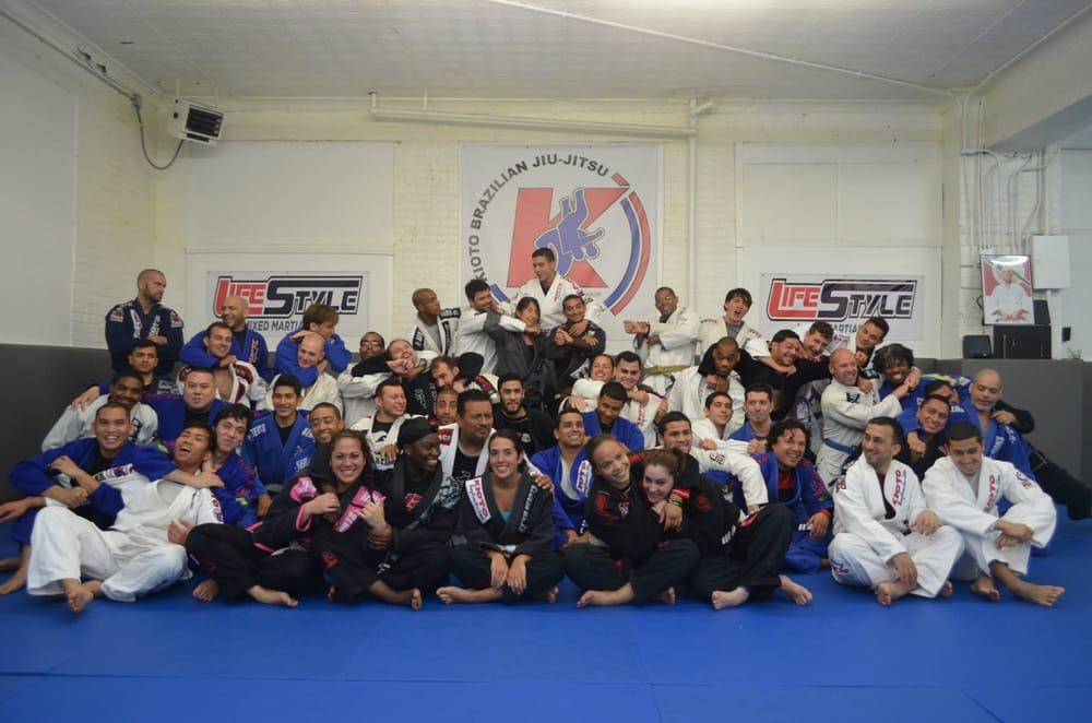 Lifestyle Mixed Martial Arts Academy