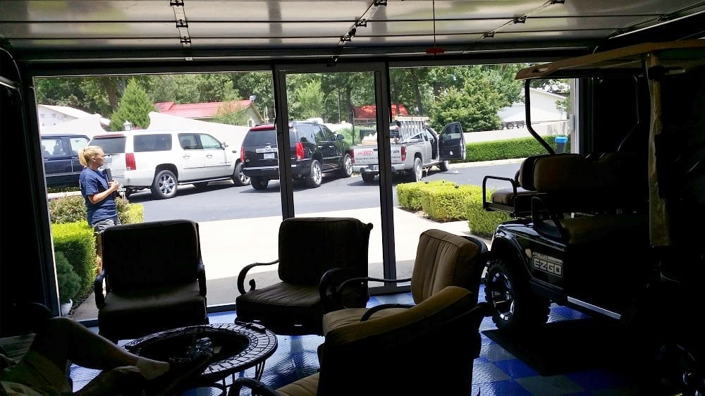 All Area Overhead - Garage Door Services: 14549 S Courtney Dr, Glenpool, OK