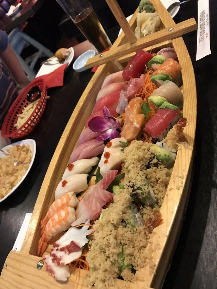 Origami Japanese Cuisine - Corpus Christi | Restaurant Review - Zagat | 1000x750