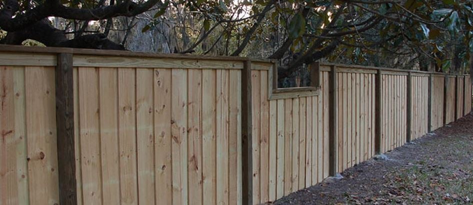 Shoreline Fence Company: Panama City, FL