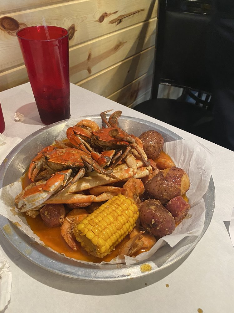 Food from Fiery Crab