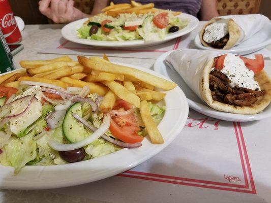 Restaurant Elatos Souvlaki