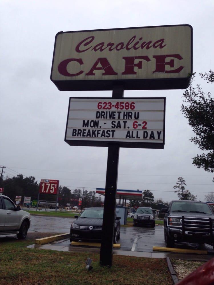 Carolina Cafe: 5512 Castle Hayne Rd, Castle Hayne, NC