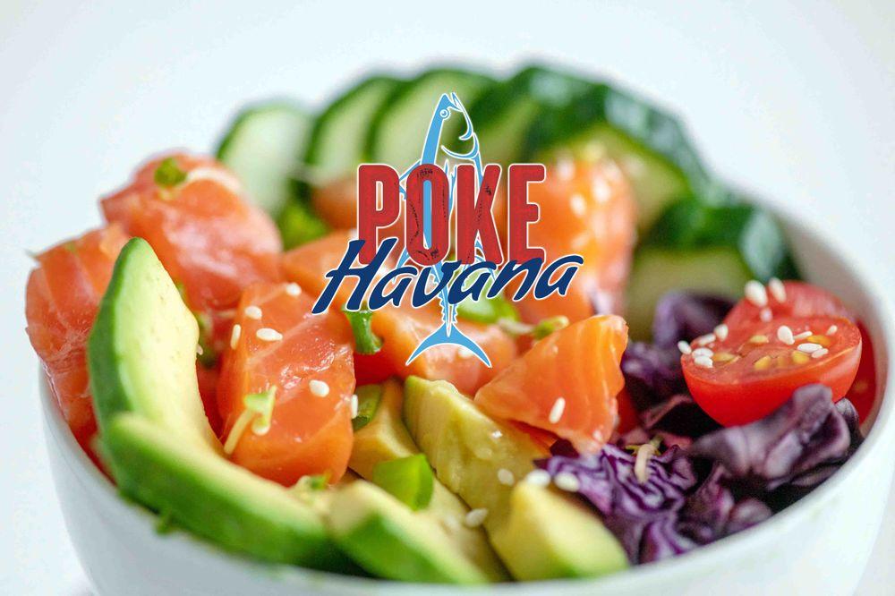 Poke Havana: 25 Causeway Blvd, Clearwater Beach, FL