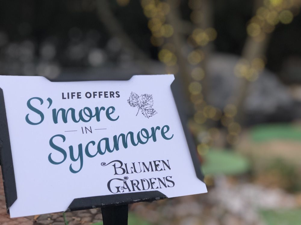 Blumen Gardens: 403 Edward St, Sycamore, IL