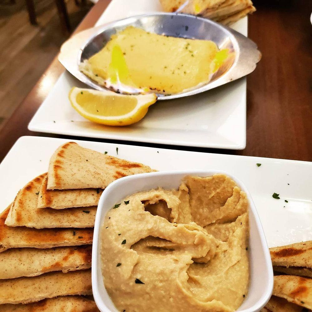 Katerina's Greek Cuisine: 9212 Center St, Manassas, VA