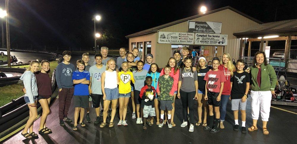 Statler's Fun Center: 386 Frye Farm Rd, Greensburg, PA