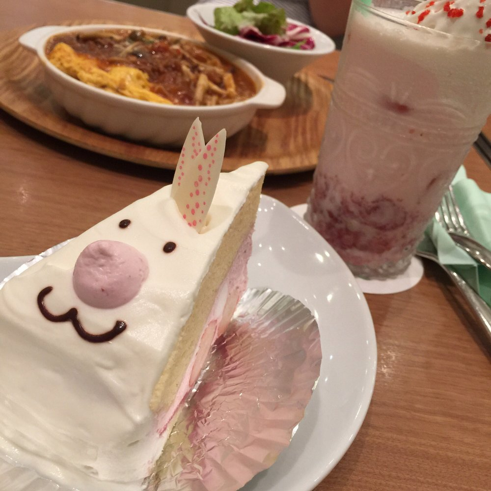 Duck's Alice Cafe