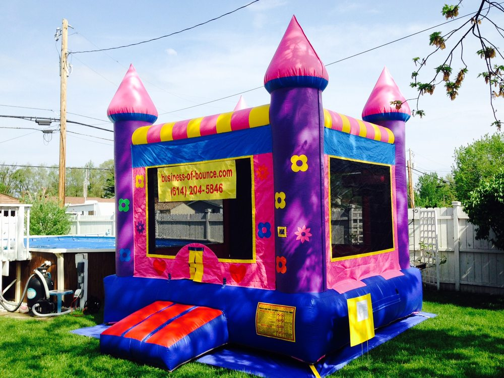 Business of Bounce: 283 Long St, Ashville, OH
